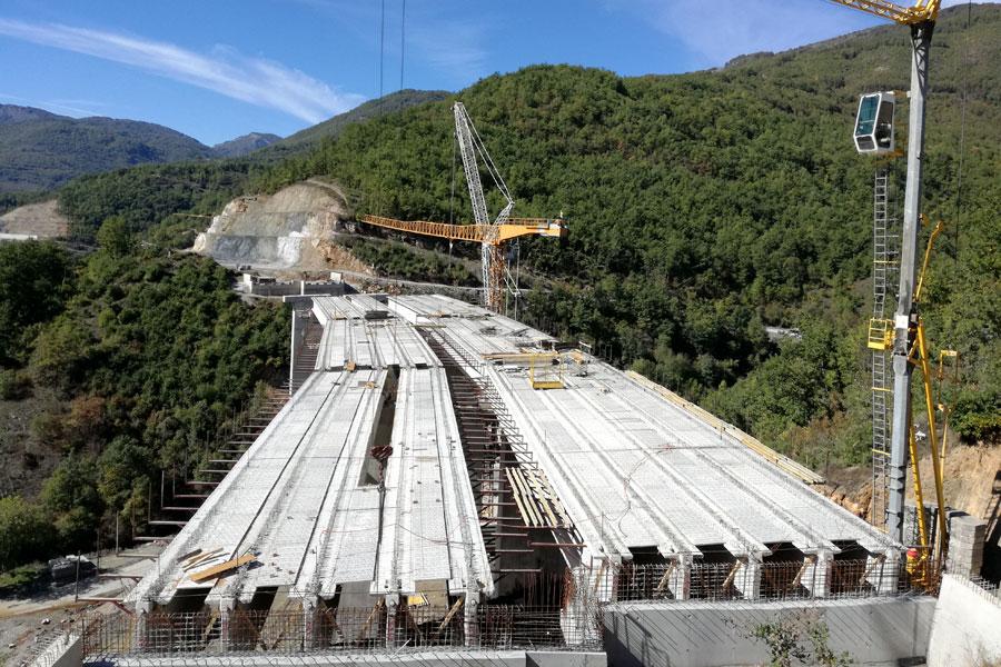 Izgradnja autoceste u Makedoniji, dionica Kičevo Ohrid\MK