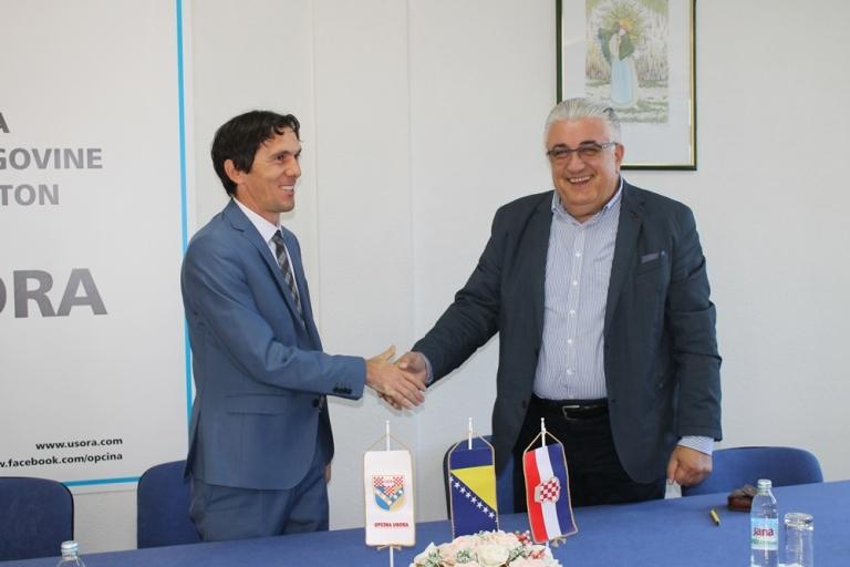 Potpisan Ugovor za izgradnju novoga mosta preko rijeke Usora