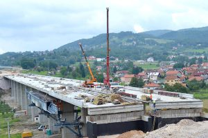 Izgradnja autoceste na Koridoru Vc, dionica Vlakovo Lepenica
